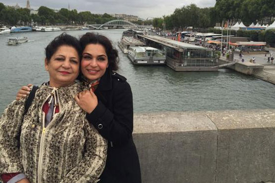 Meera mother confirmed her admission in mental hospital