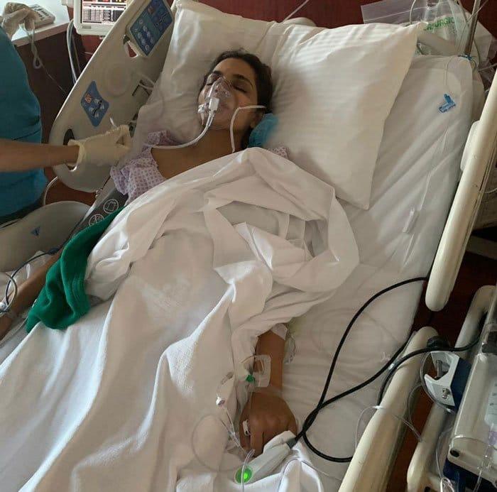 Meera in mental hospital