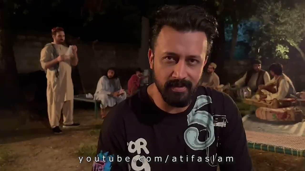 Atif Aslam Sang e Maa drama