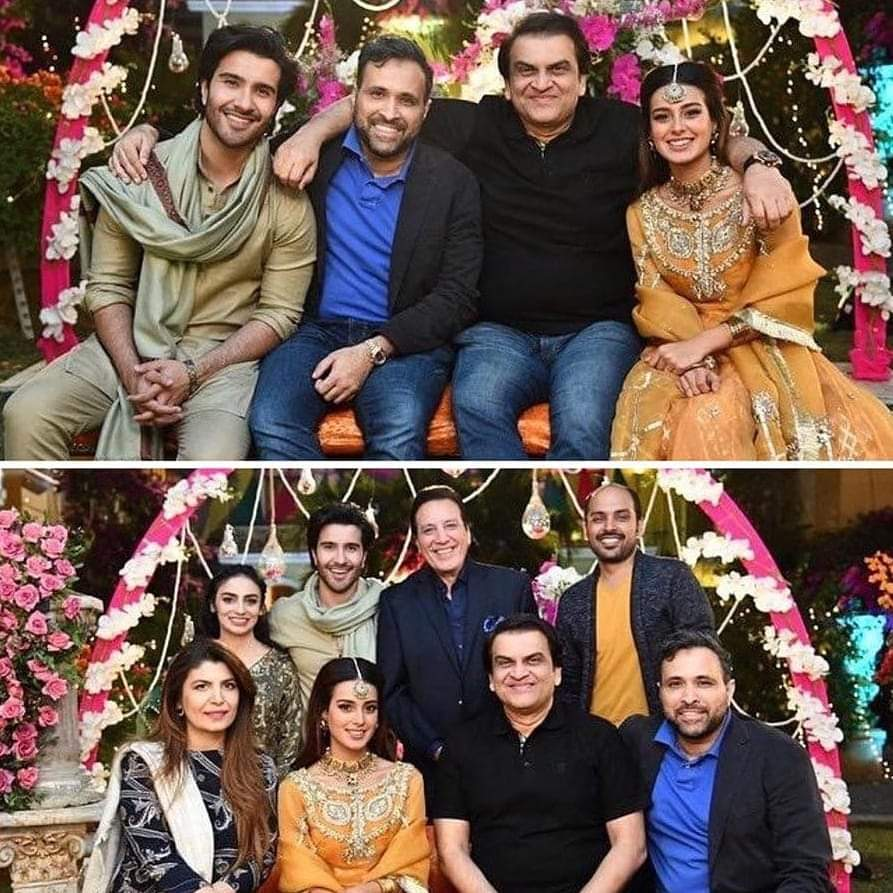 khuda Aur Mohabbat Season 3 Episode 1 cast