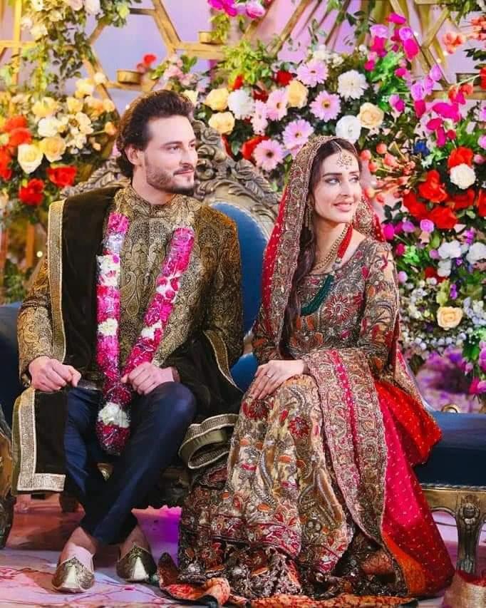 Osman Khalid Butt Marriage