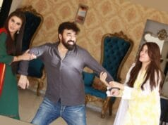 Shaista Lodhi And Nida Yasir Upcoming Eid Play