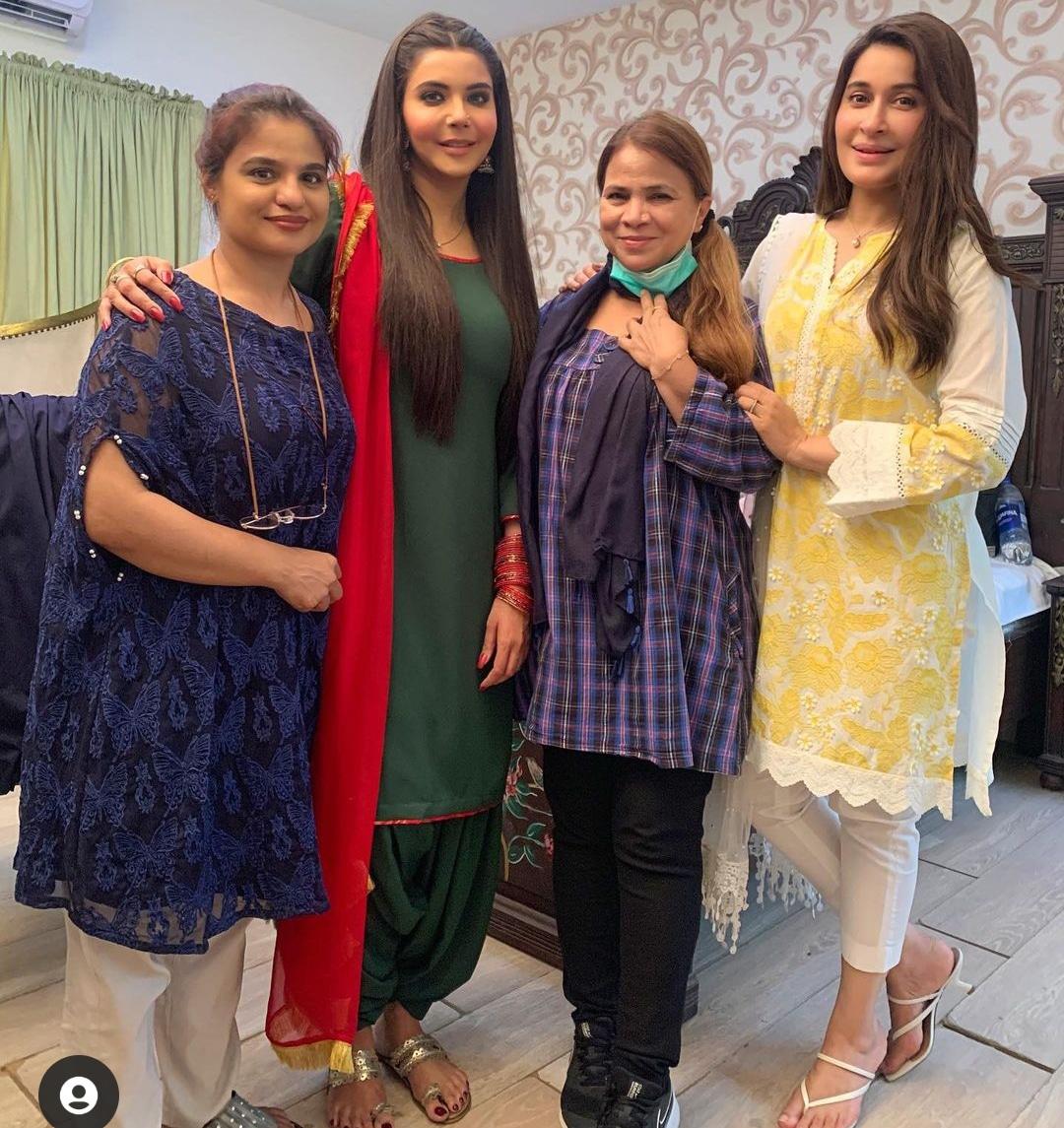 Nida Yasir Shaista Lodhi upcoming Eid Play