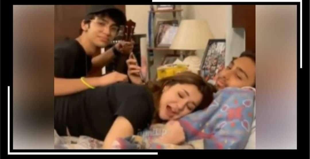 Hania Aamir viral video