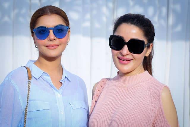 Shaista Lodhi and Nida Yasir Eid Play