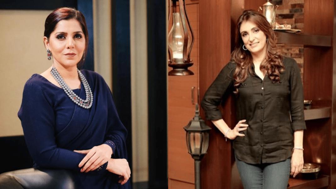 Shazia Wajahat Asma Nabeel