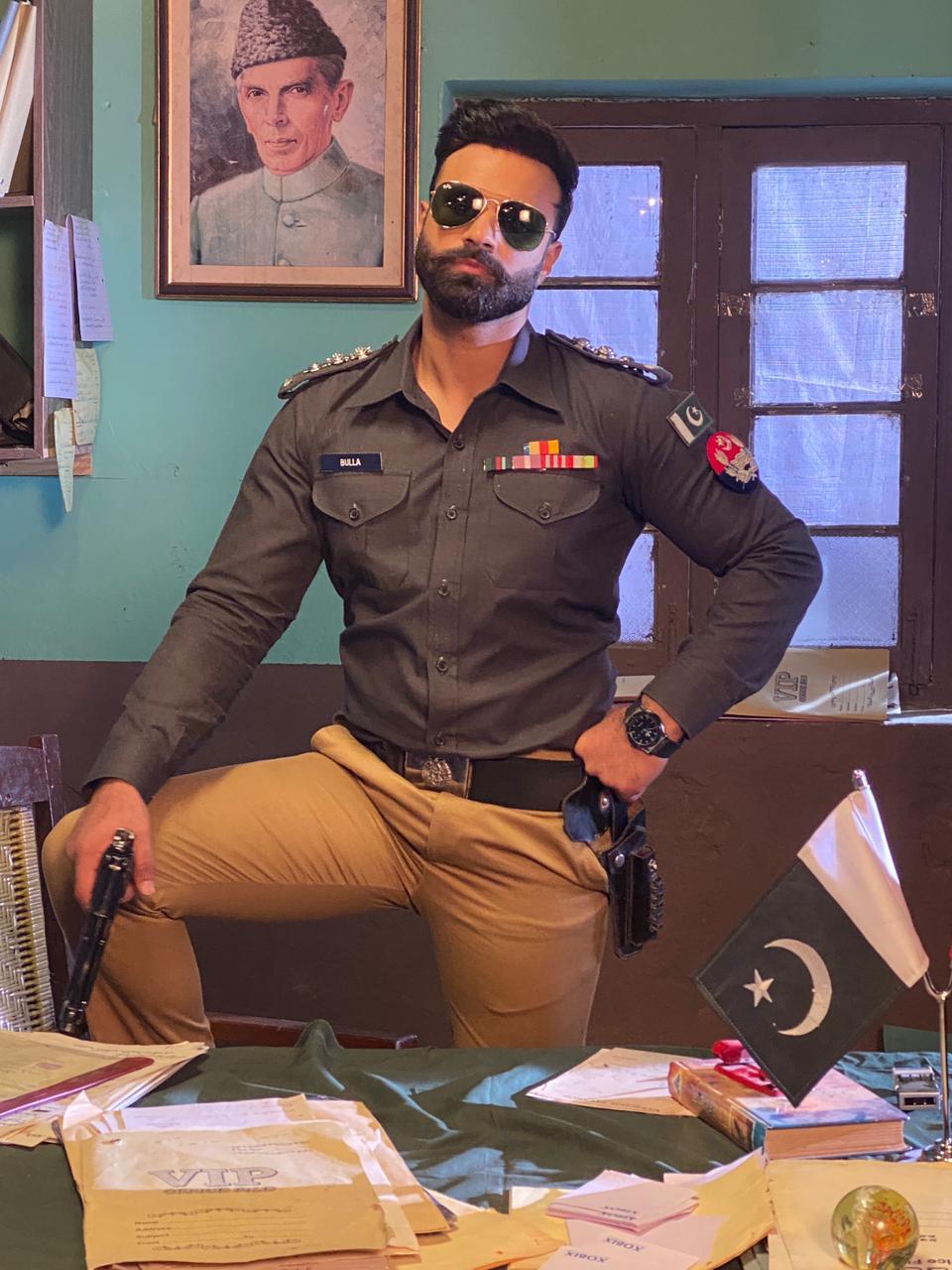 Rahim Pardesi Inspector Bulla Web Series