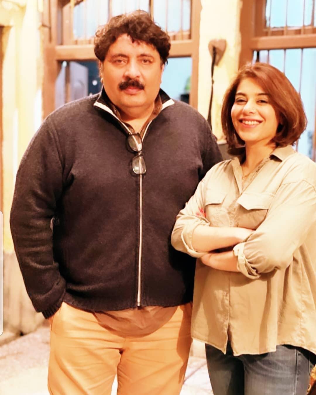 Sajal Aly and Yamna Zaidi Drama Ishqelaa