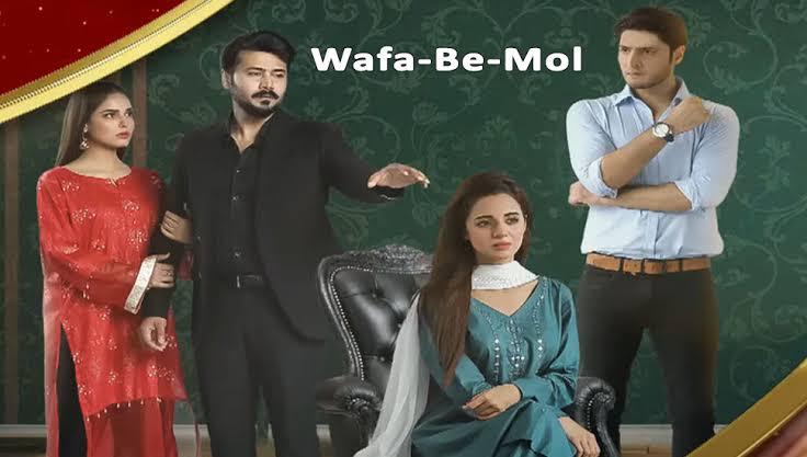 wafa be mol drama serial cast