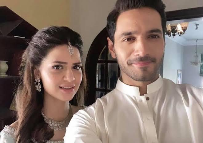Madiha Imam and Wahaj Ali New Drama