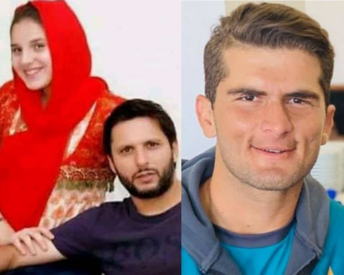 Shahid Afridi's daughter engaged with Shaheen Shah Afridi