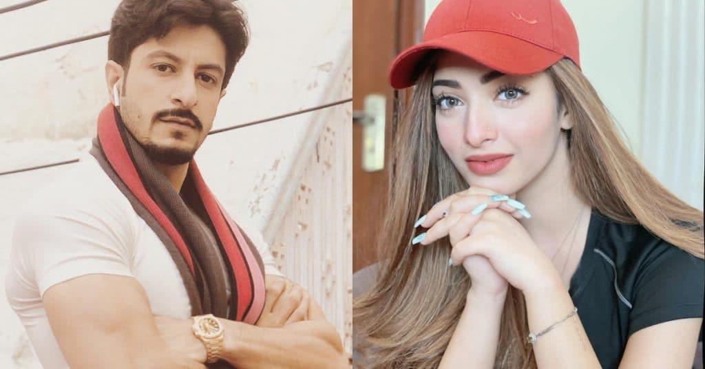 Nawal Saeed and Arsalan Faisal