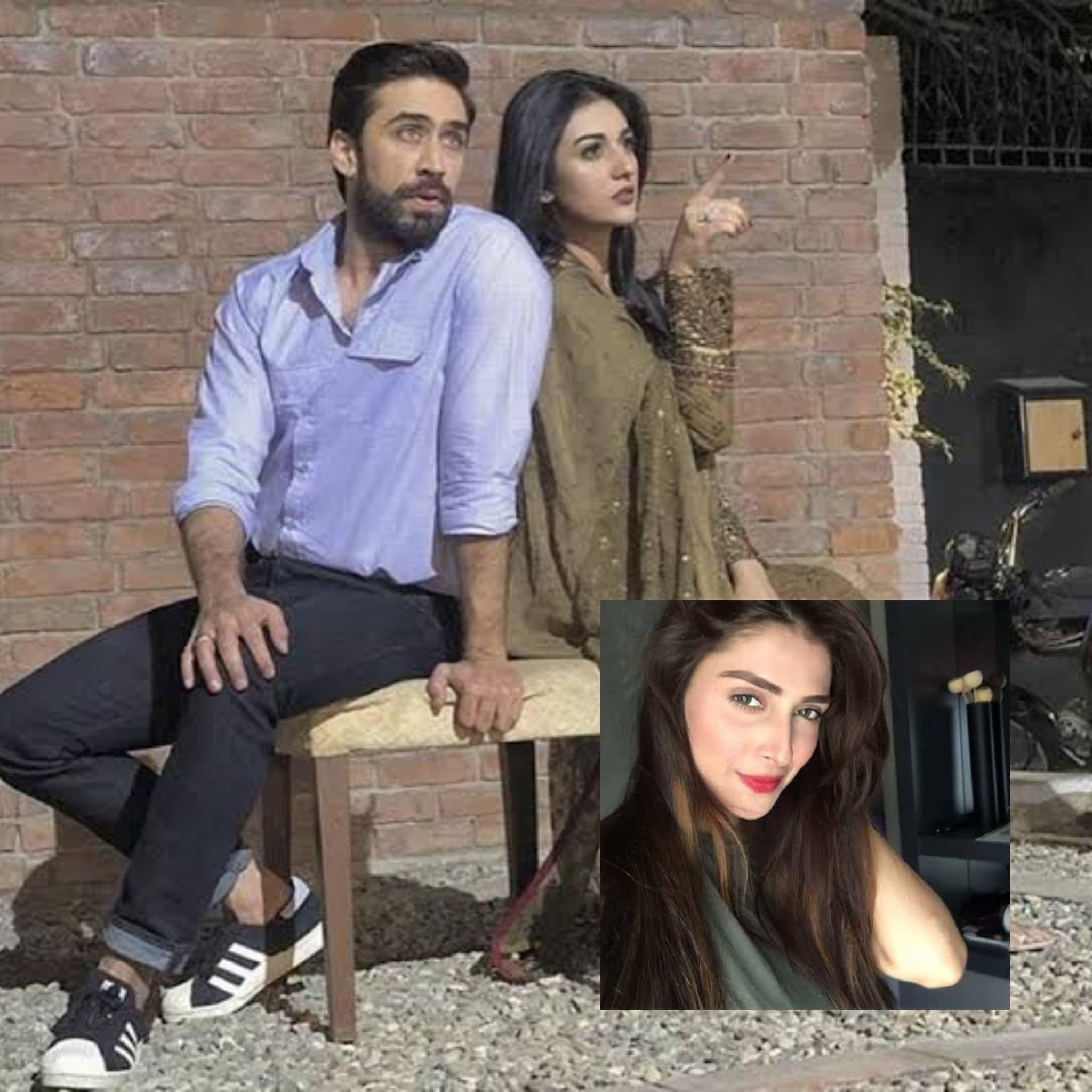 Laapata Drama Cast Ayeza khan Sarah Khan Ali Rehman Khan