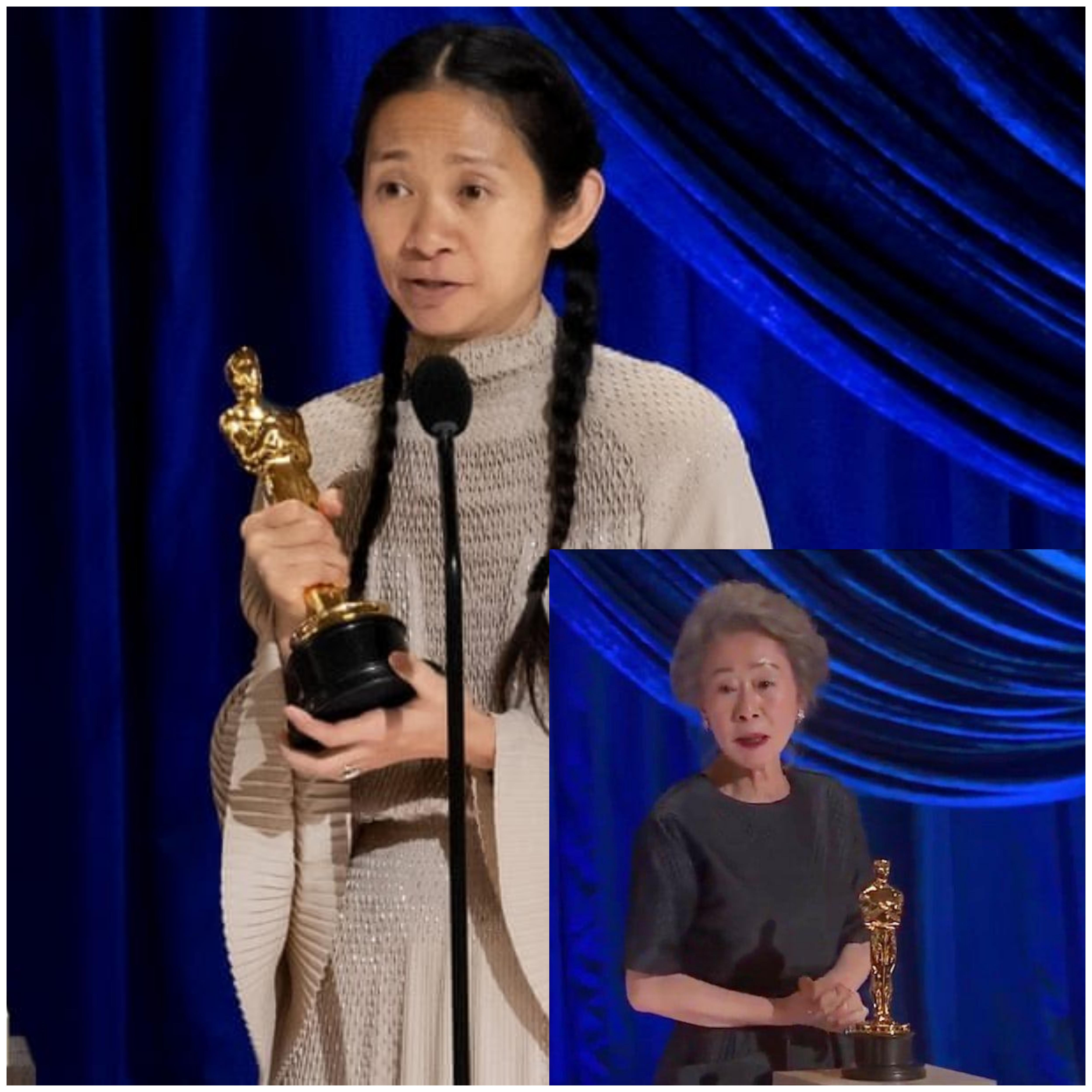 Oscar Winner 2021